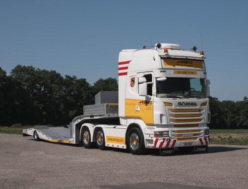 Scania R500 6×2